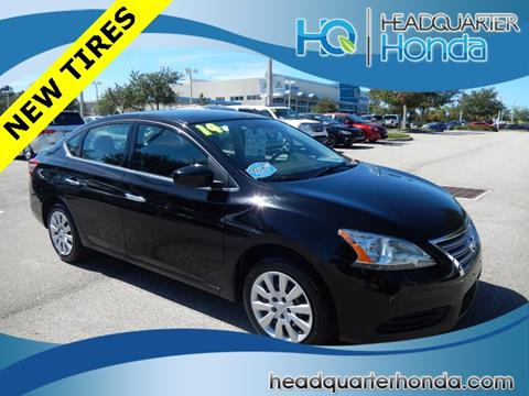 2014 Nissan Sentra for sale in Clermont, FL