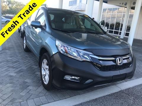 2016 Honda CR-V for sale in Clermont, FL