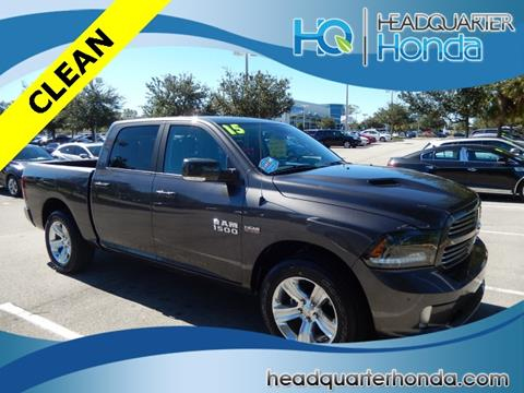 2015 RAM Ram Pickup 1500 for sale in Clermont, FL