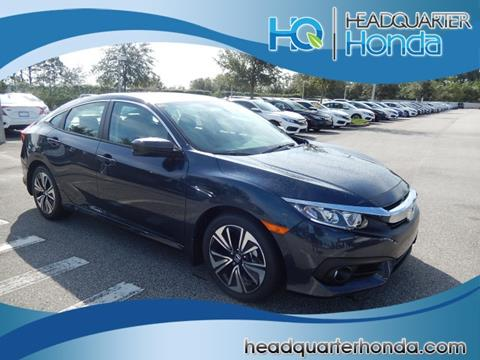2017 Honda Civic for sale in Clermont, FL