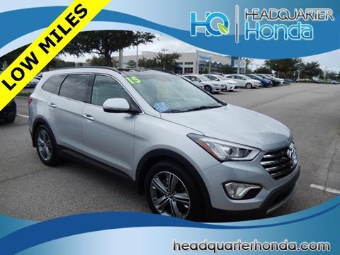2015 Hyundai Santa Fe for sale in Clermont, FL