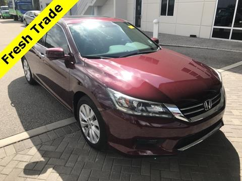 2014 Honda Accord for sale in Clermont, FL