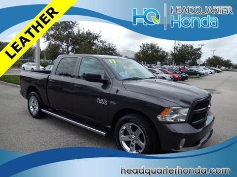 2017 RAM Ram Pickup 1500 for sale in Clermont, FL