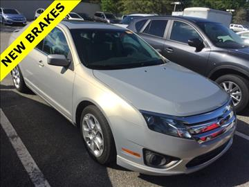 2010 Ford Fusion for sale in Clermont, FL