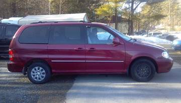 2005 Kia Sedona for sale in Loch Sheldrake, NY