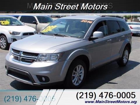 Cars for sale in valparaiso in for Main street motors valparaiso in