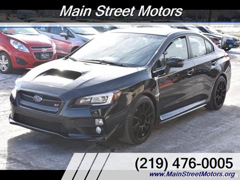 subaru wrx for sale in indiana