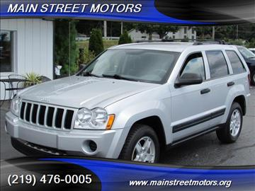 2006 Jeep Grand Cherokee for sale in Valparaiso, IN