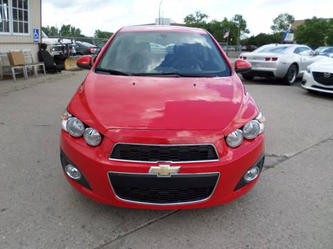 2016 Chevrolet Sonic for sale in Saint Paul, MN