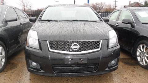 2012 Nissan Sentra for sale at Minuteman Auto Sales in Saint Paul MN