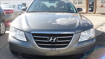 2009 Hyundai Sonata for sale at Minuteman Auto Sales in Saint Paul MN