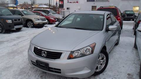 2010 Honda Accord for sale at Minuteman Auto Sales in Saint Paul MN