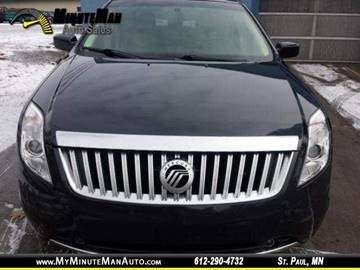 2010 Mercury Milan for sale at Minuteman Auto Sales in Saint Paul MN