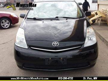 2007 Toyota Prius for sale at Minuteman Auto Sales in Saint Paul MN