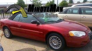 2004 Chrysler Sebring for sale at Minuteman Auto Sales in Saint Paul MN