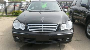2007 Mercedes-Benz C-Class for sale at Minuteman Auto Sales in Saint Paul MN