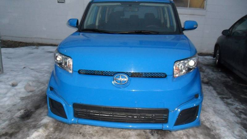 2011 Scion xB for sale at Minuteman Auto Sales in Saint Paul MN