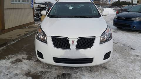 2009 Pontiac Vibe for sale at Minuteman Auto Sales in Saint Paul MN