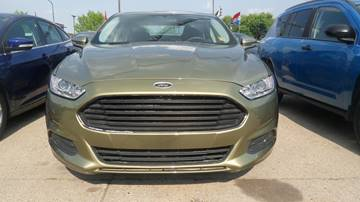 2013 Ford Fusion for sale at Minuteman Auto Sales in Saint Paul MN