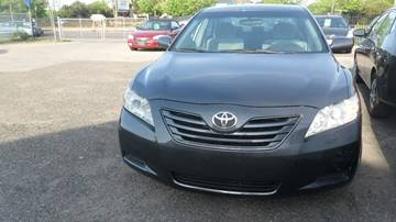 2009 Toyota Camry for sale at Minuteman Auto Sales in Saint Paul MN