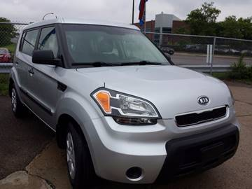 2011 Kia Soul for sale at Minuteman Auto Sales in Saint Paul MN