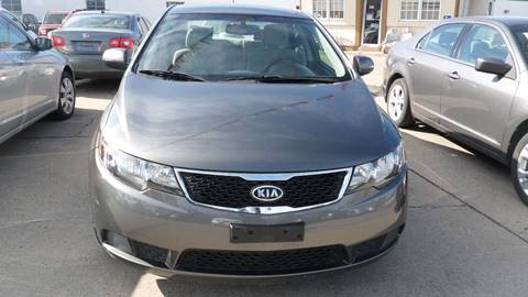 2013 Kia Forte for sale at Minuteman Auto Sales in Saint Paul MN