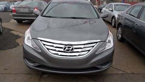2011 Hyundai Sonata for sale at Minuteman Auto Sales in Saint Paul MN