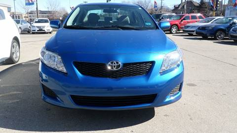 2009 Toyota Corolla for sale at Minuteman Auto Sales in Saint Paul MN