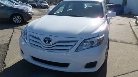 2010 Toyota Camry for sale at Minuteman Auto Sales in Saint Paul MN