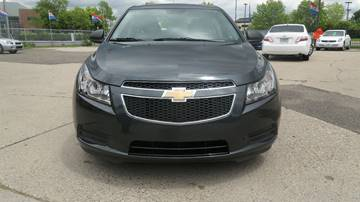 2013 Chevrolet Cruze for sale at Minuteman Auto Sales in Saint Paul MN
