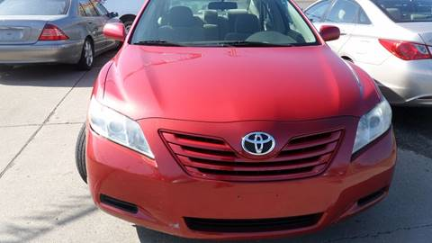 2007 Toyota Camry for sale at Minuteman Auto Sales in Saint Paul MN