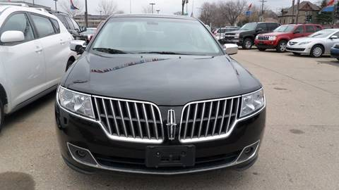 2012 Lincoln MKZ for sale at Minuteman Auto Sales in Saint Paul MN