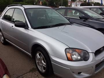 2005 Subaru Impreza for sale at Minuteman Auto Sales in Saint Paul MN