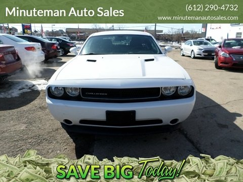 2013 Dodge Challenger for sale in Saint Paul, MN