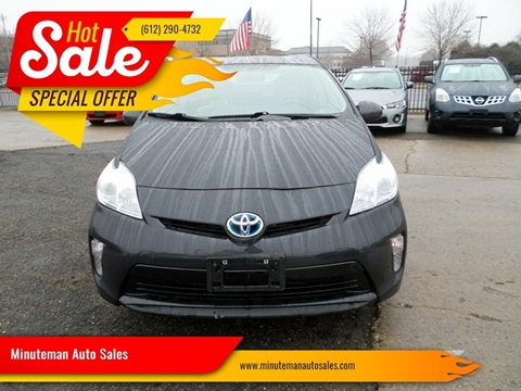 2015 Toyota Prius for sale in Saint Paul, MN