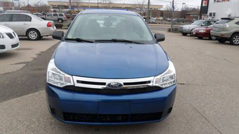 2011 Ford Focus for sale at Minuteman Auto Sales in Saint Paul MN