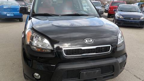 2010 Kia Soul for sale at Minuteman Auto Sales in Saint Paul MN