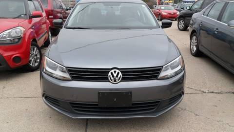 2013 Volkswagen Jetta for sale at Minuteman Auto Sales in Saint Paul MN