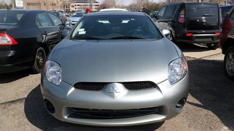 2007 Mitsubishi Eclipse for sale at Minuteman Auto Sales in Saint Paul MN
