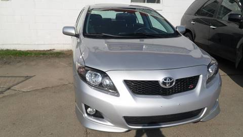 2010 Toyota Corolla for sale at Minuteman Auto Sales in Saint Paul MN