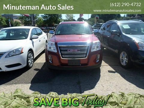 2012 GMC Terrain for sale in Saint Paul, MN
