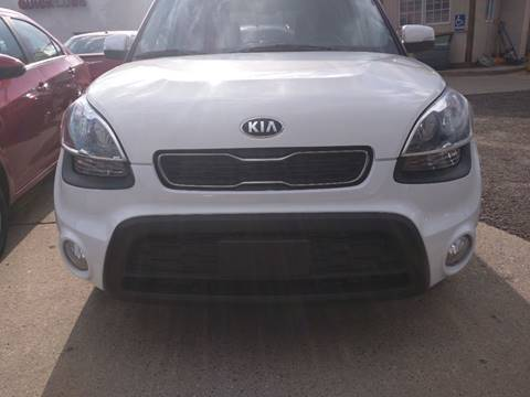 2013 Kia Soul for sale at Minuteman Auto Sales in Saint Paul MN