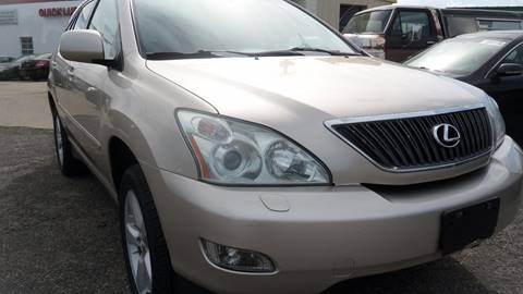2004 Lexus RX 330 for sale at Minuteman Auto Sales in Saint Paul MN