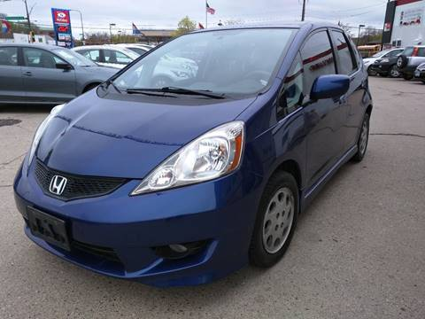 2009 Honda Fit for sale at Minuteman Auto Sales in Saint Paul MN