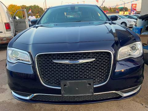 2017 Chrysler 300 for sale at Minuteman Auto Sales in Saint Paul MN