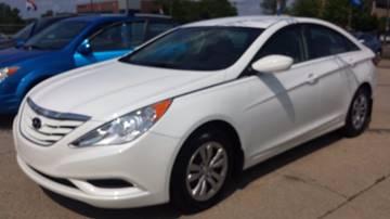 2012 Hyundai Sonata for sale at Minuteman Auto Sales in Saint Paul MN