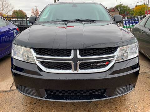 2018 Dodge Journey for sale at Minuteman Auto Sales in Saint Paul MN