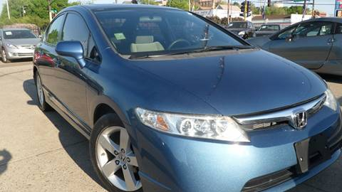 2008 Honda Civic for sale at Minuteman Auto Sales in Saint Paul MN
