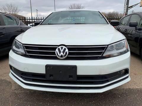 2016 Volkswagen Jetta for sale at Minuteman Auto Sales in Saint Paul MN