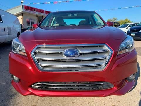 2016 Subaru Legacy for sale at Minuteman Auto Sales in Saint Paul MN